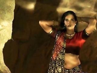 Arousing A Man Thru Dancing And India Arousing Ritual