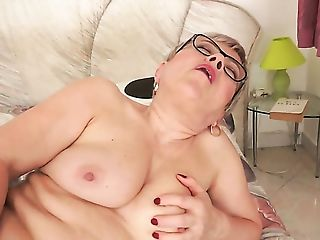 Matures With Big Hooters Finds It Arousing To Be Used In Front Of The Camera
