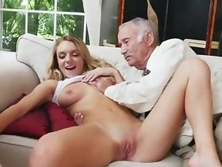 Mentor Penalizes Nubile Molly Earns Her Keep