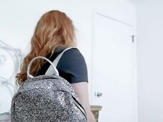 Gingerpatch - Freckled Sandy-haired Gets Hairy Labia Rammed