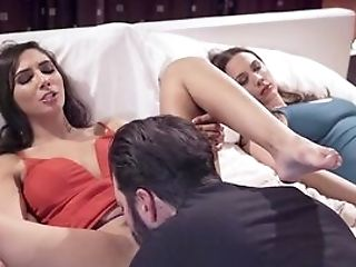 Bitch Gets Laid With Sis's Hot Bf