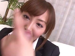 Fabulous Japanese Dame Mami Asakura In Incredible Jav Uncensored Suck Off Flick