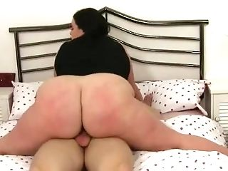 Nimble Bbw Contortion Lovemaking
