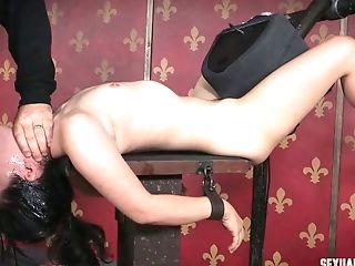 Yhivi Has A Mouth Built For Bad Things And She Luvs Getting Face Fucked