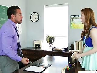 Enticing School Chick Gwen Stark Entices Killer Tutor