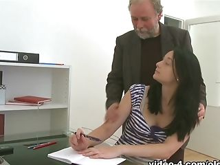Fabulous Adult Movie Stars In Greatest School, Diminutive Tits Fuck-fest Clip