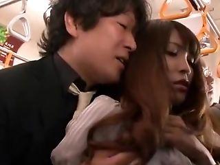 Crazy Japanese Nymph Kokomi Sakura In Finest Frigging, Public Jav Clip