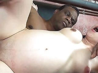Preggo Teenagers Very First Big Black Cock Interracial Fuck-a-thon