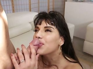 Killing Bombshell Mercedes Carrera Gets Her Bosoms Fucked Before A Gonzo Snatch Pounding