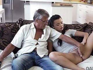 Big Dick Of Your Bf's Dad Never Makes You Bored
