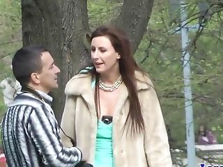 Brit Matures Railing Dick Reversecowgirl