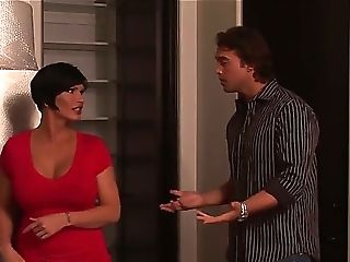 Horny Hubby Evan Stone Gets Impatient To Deep Perceive His Hot Wifey April Oneil